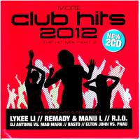 More club hits 2012